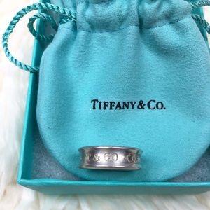 Tiffany & Co.  silver ring